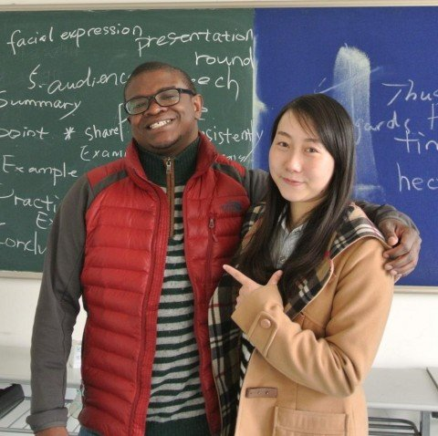 Randy Flagg: Black American Man Living in China