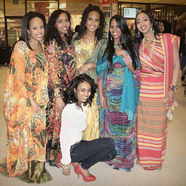 Beautiful Somalia Women