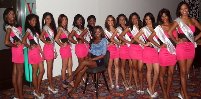 Miss Colon Panama Competition