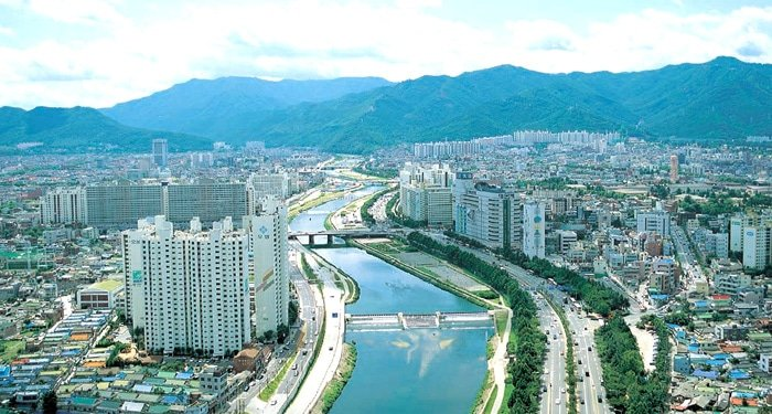 Daegu South Korea