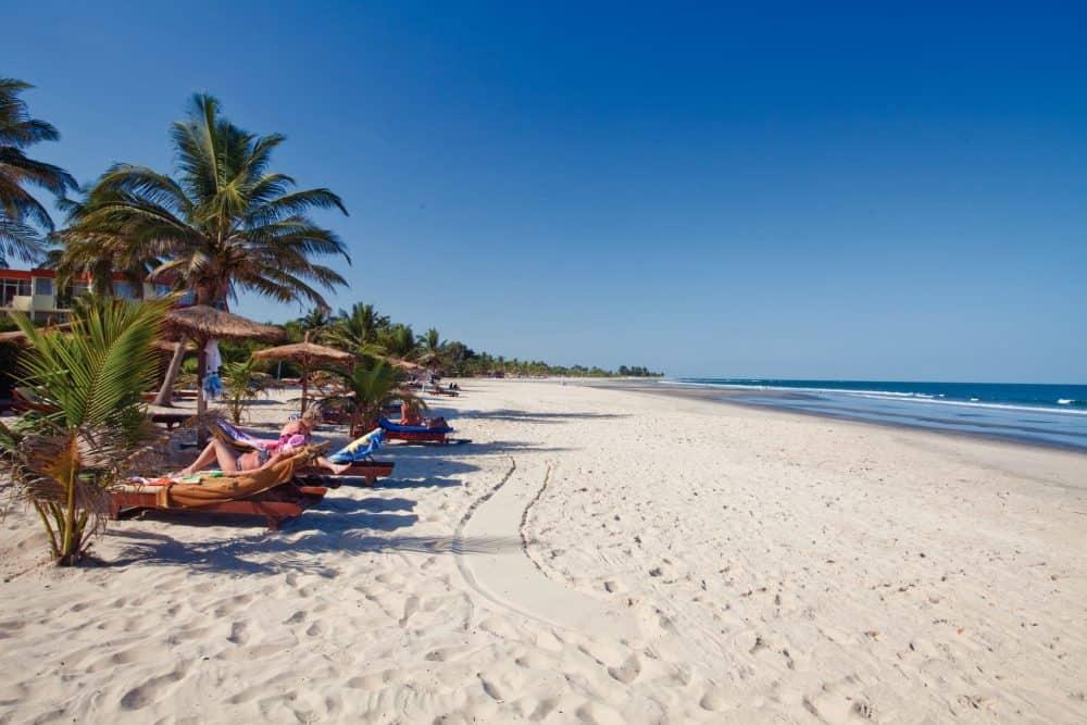Kombo Beach Gambia