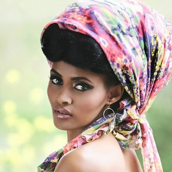 Top 30 Most Beautiful Ethiopian Women - Expat Kings