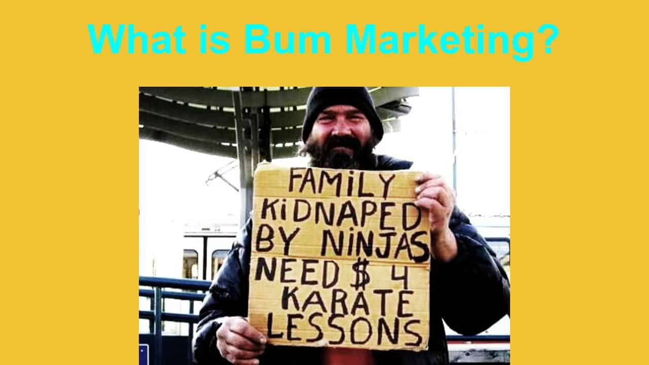 bum-marketing