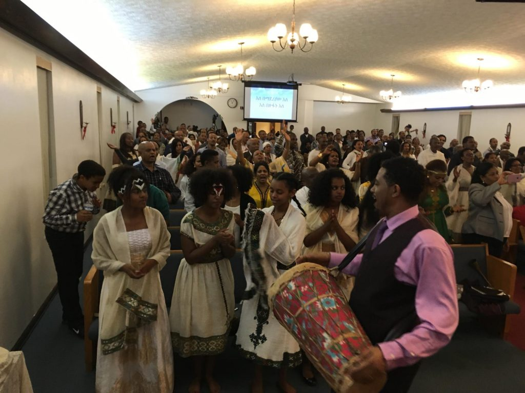 Ethiopian Church in Columbus, OH