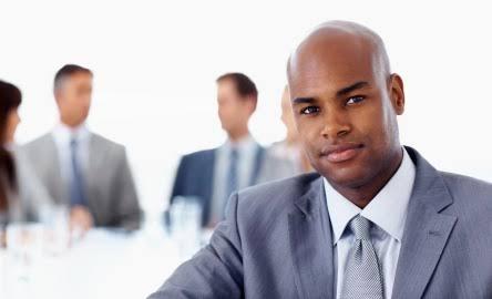 Black Sales Manager