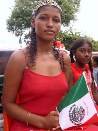 Afro-Mexican Woman