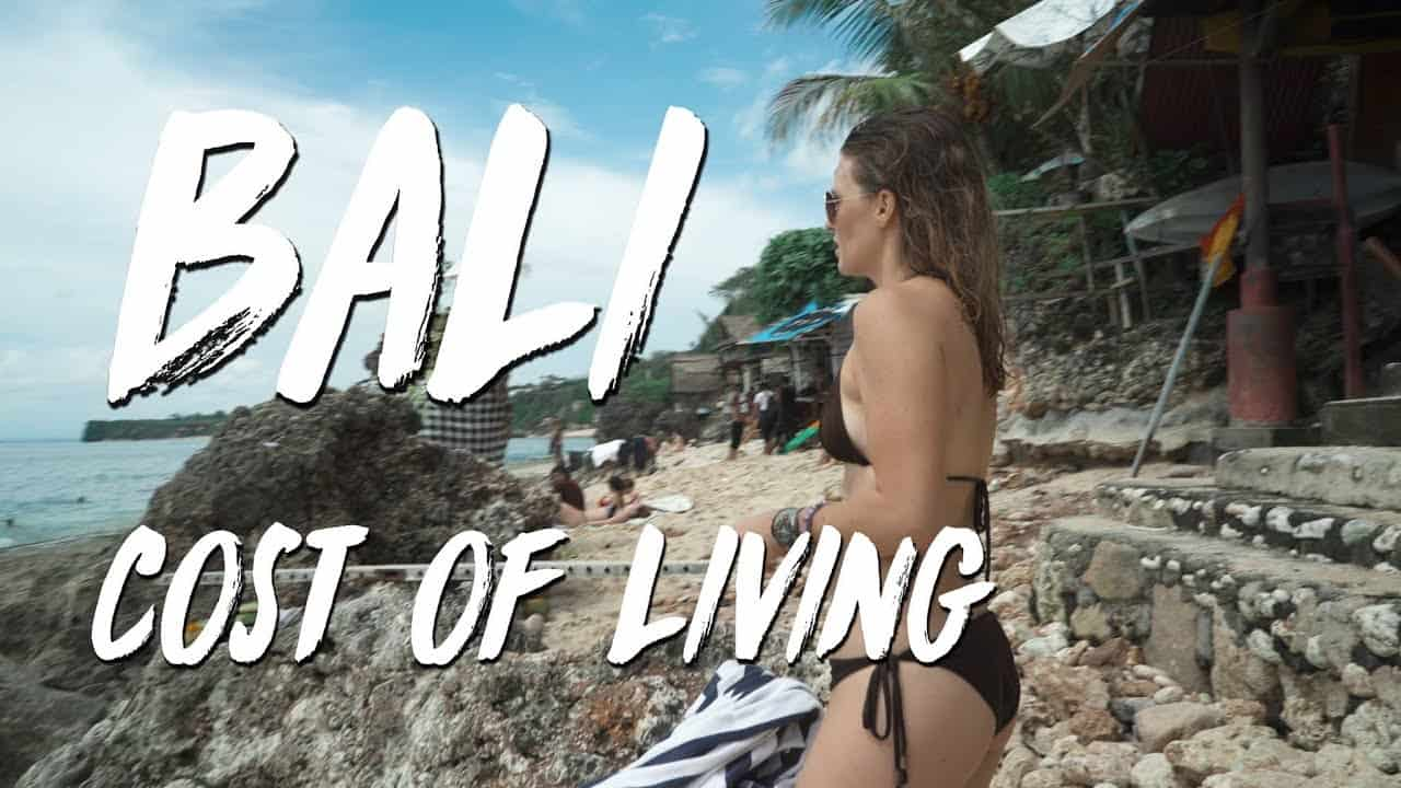 Black American Expat Shares The Amazing Cost of Living in Bali, Indonesia (Video)