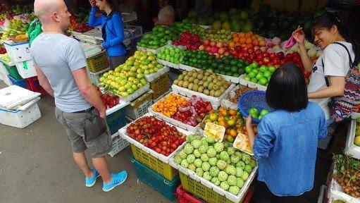 Vietnam Outdoor market