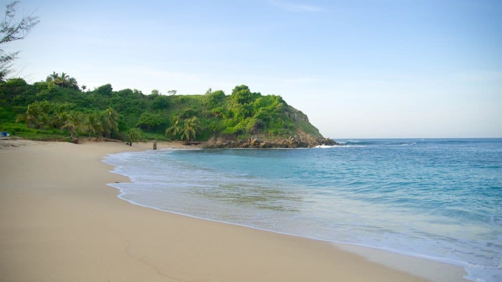 Playa Bacocho, Puerto Escondido
