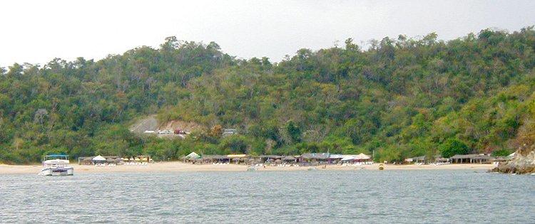 Playa Maguey, Huatulco, Oaxaca