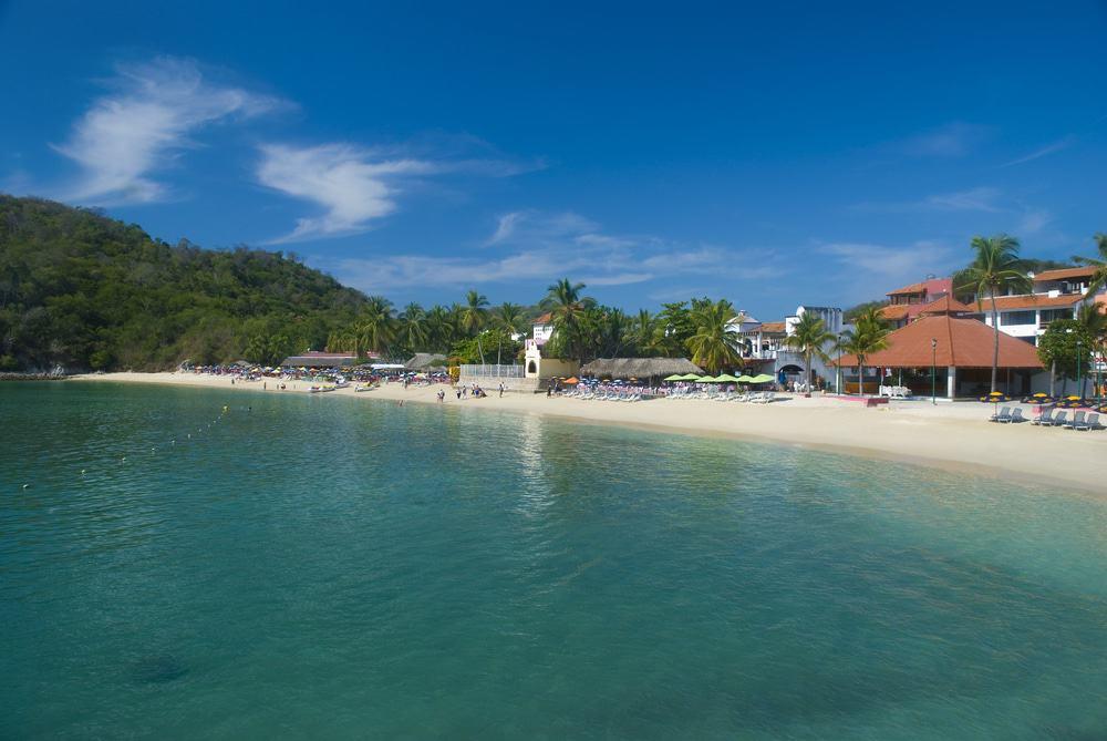 Playa Santa Cruz, Huatulco, Oaxaca