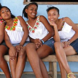 Afro-Mexican Women