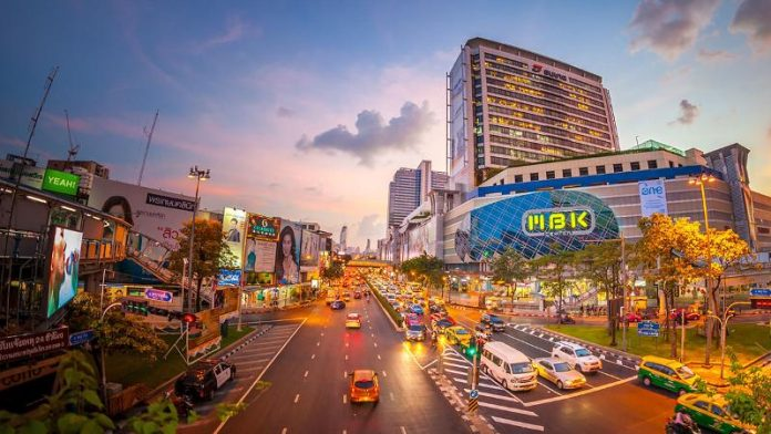 MBK, Bangkok, Thailand
