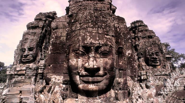 Bayon Temple (Angkor Thom) Cambodia