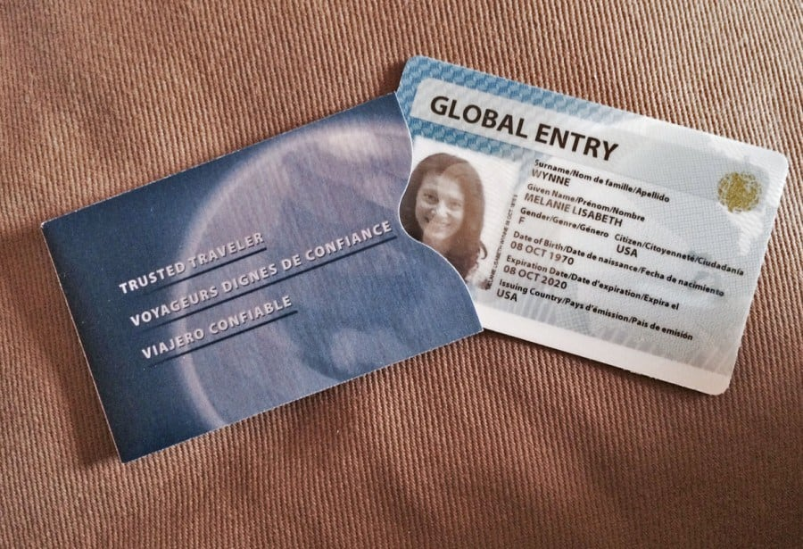 How To Apply For A Us Global Entry Card