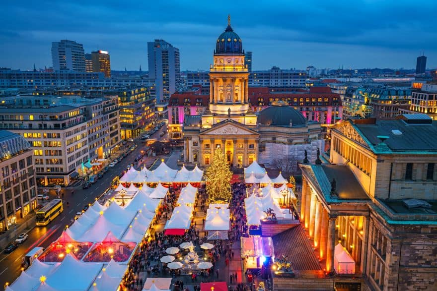Best Cities To Visit In Germany - Capital city of different countries