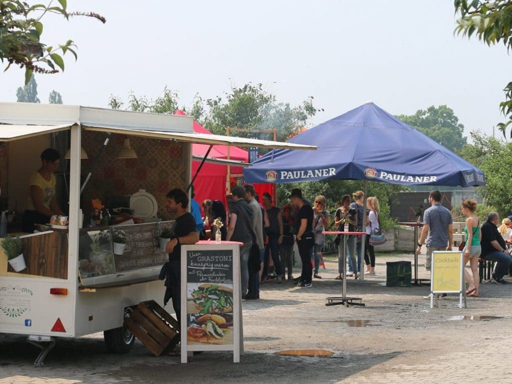 Street Food Festival Cologne Germany