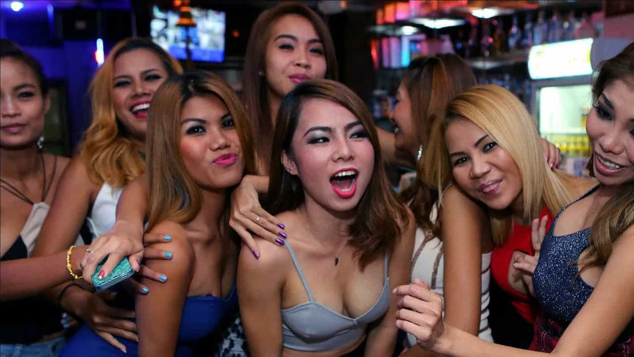 Thai women pattaya