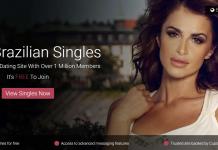 BrazilCupid.com Homepage