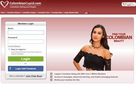 ColombianCupid Review: Easiest Way to Find a Colombian GF/Wife