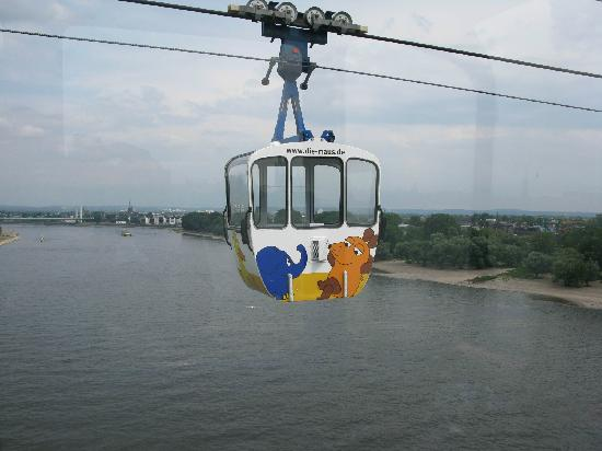 Cologne Cable Car