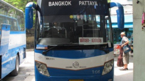 The Cheapest Way to Travel from Bangkok to Pattaya