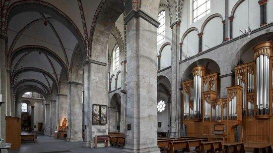 St Kunibert Church