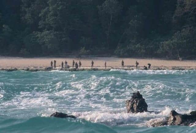 Caron Beach