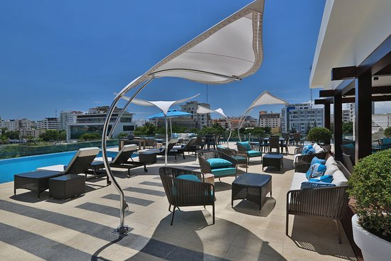 Blu Pool Bar Santo Domingo