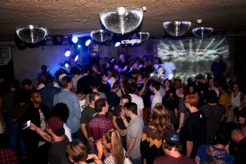 Club Up Amsterdam