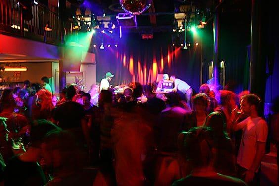 Bitterzoet Club Amsterdam