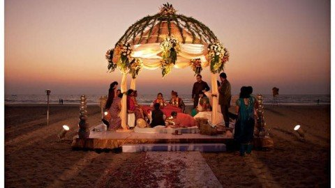 5 Top wedding Destinations in India