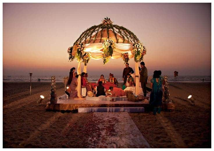 5 top wedding destinations in india india has some incredibly spectacular wedding destinations junglespirit Gallery