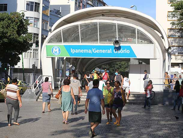 Ipanema Subway Station