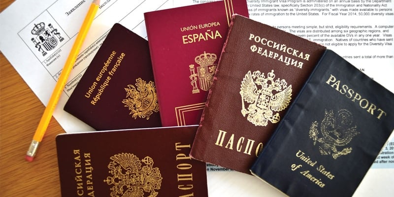 How to Avoid Second Passport Scams