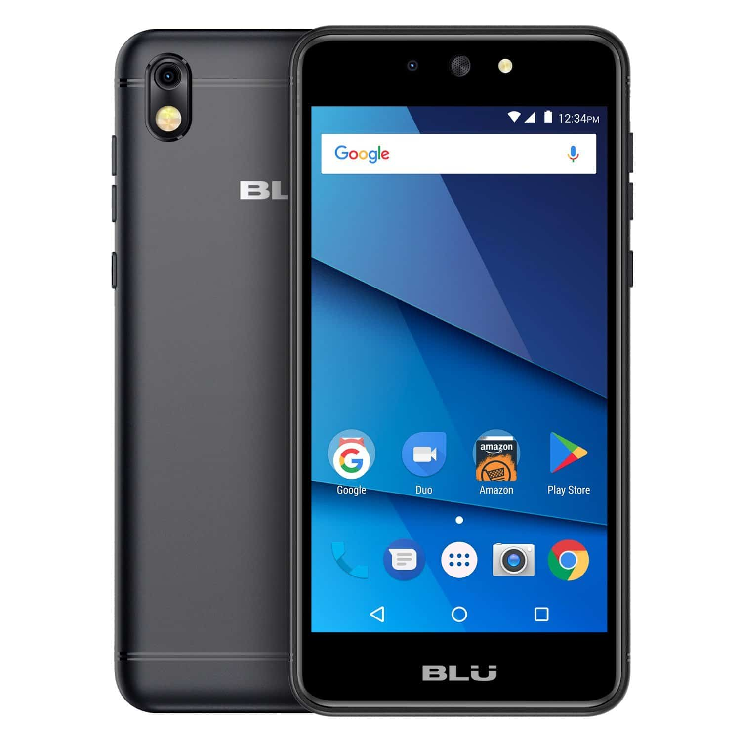 Blu Advance 5.2 Unlocked Smartphone