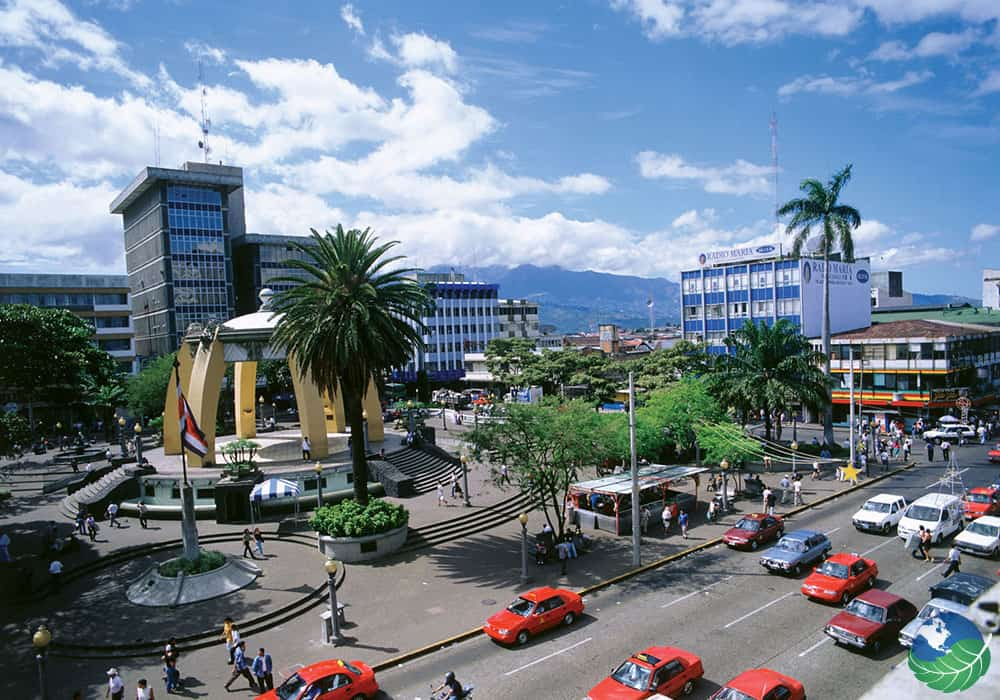Downtown San Jose Costa Rica