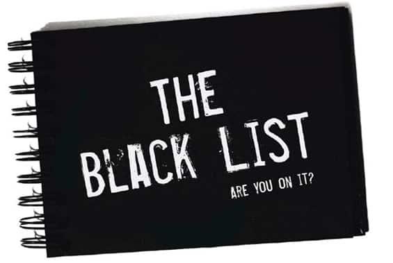 Philippines Blacklist