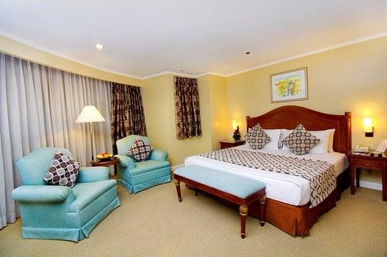 Makati Guest FriendlyHotel: Best Western Oxford Suites