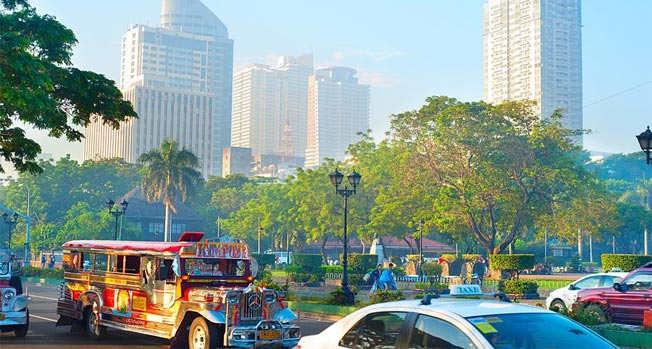Where to Stay in Manila, Philippines