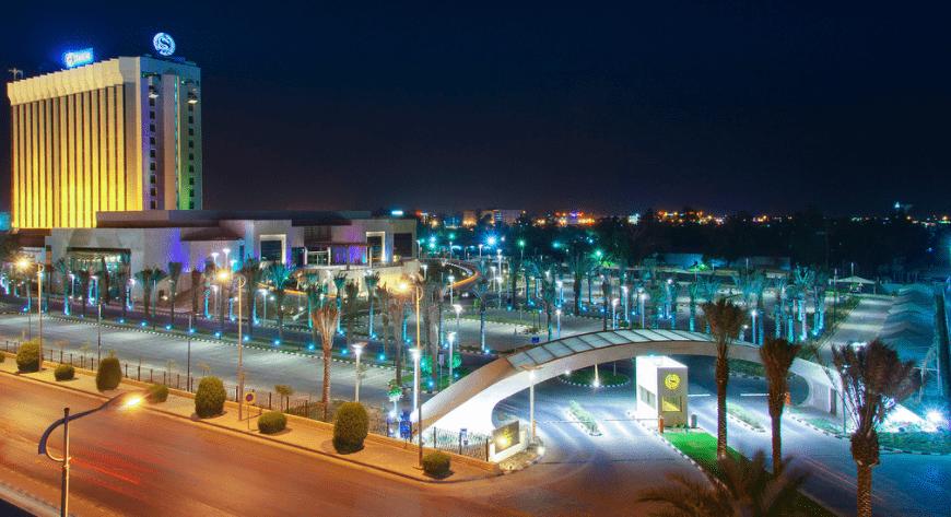 Dammam City, Saudi Arabia