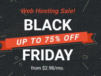 Siteground Black Friday Deal 2018