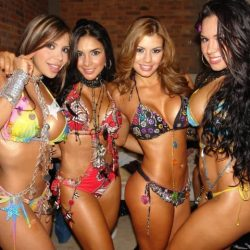 Cali Colombia Girls