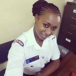 Top 7 Most Beautiful Kenyan Female Police Officers