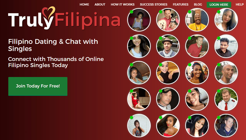 Filipina dating chatt