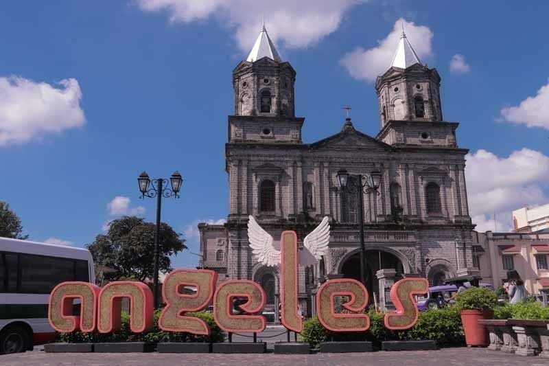 Downtown Angeles City