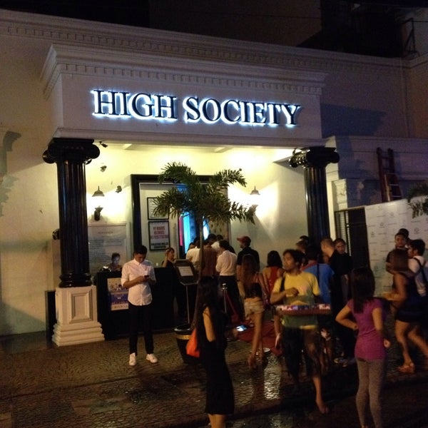 High Society Nightclub, Angeles City